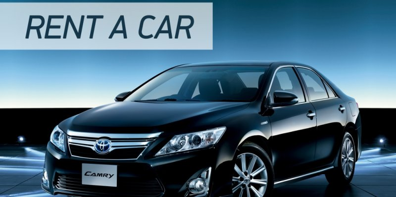 rent a car in Moscow